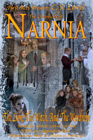 narnia collage poster