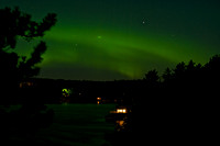 Northern Lights: Lake of the woods, ON #1